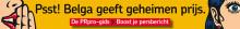 Belga geeft geheimen prijs