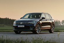Milstolpe för Volkswagen Tiguan: sex miljoner tillverkade exemplar