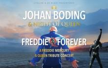 Freddie Forevers Sverigeturné förlängs och fortsätter våren 2019!