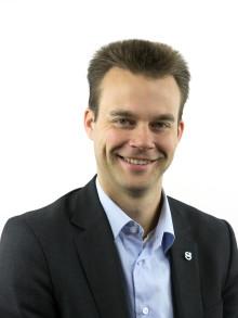 Mattias Wäne blir ny vd på Hertz