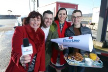 Stena Line makes waves with renewed radio sponsorship