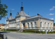 Nätverket Lindekultur: Dags att rädda Tingshuset som kultur- och föreningshus