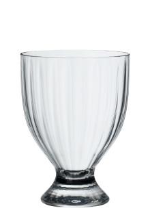 Des verres pour une série de vaisselle à succès