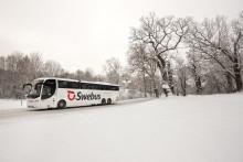 Swebus: Högt bokningstryck den 23 december - risk för platsbrist
