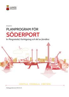 Planprogram för Söderport, mars 2018