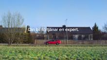 Din bil förtjänar en expert är fokus Autoexpertens nya kampanj