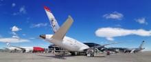Ya opera el tercer Dreamliner de Norwegian con base en Barcelona