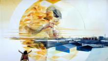 Turun Runosmäkeen maalataan kaksiosainen muraali syyskuussa