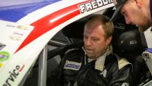 Mats Nilsson debuterar i V8 Thunder Cars