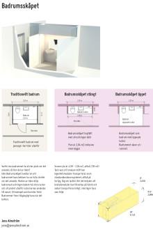 Compact living på 10m²+1m² vann pris för bästa Funky room