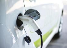 Växjö Energi sätter upp snabbladdare för elbilar
