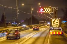 ATA visar ny förstärkt varning före vägarbeten