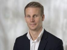 Tf VD David Larsson blir VD för Nokas Security