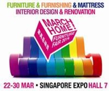 Evorich Flooring @ March Home Furniture Fair 2014