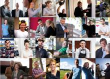 Småföretagarna viktiga draglok för Sveriges ekonomi