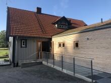Nytt Besökscentrum Snogeholm med café öppnar på aktiv Höstdag