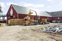 Stor energikartläggning av svenska gårdar