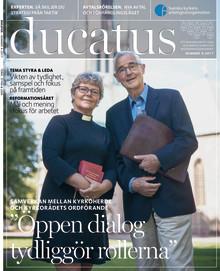 Nya Ducatus– temanummer om styrning och ledning till stöd för nya kyrkorådsledamöter