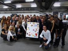 Stockholm Meeting Selection stödjer människor på flykt