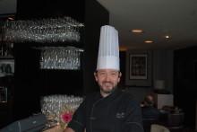 Ny kökschef på Sheraton Stockholm Hotel