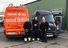 Hydroscands mobila slangservice växer i Kristianstad