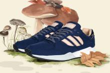 "adidas Originals Tech Super ""Autumn Stories"" exclusive for Sneakersnstuff"