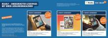 Neue Partnerschaft mit Migros Cumulus für noch mehr Readly in der Schweiz