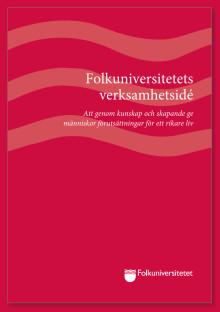 Folkuniversitetets verksamhetsidé