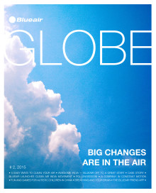 Blueair Globe Magazine Takes To The Workplaces & Streets of Chicago, USA, & Delhi, India