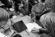Ny rapport visar att digitaliseringen ännu inte omfattar läromedel.