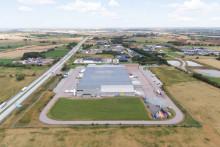 SLP i ännu ett förvärv – köper Nettos centrallager i Falkenberg