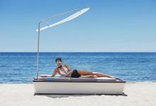 Simba Blue – världens mest avancerade solstol lanseras på Ibiza