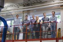 Fysikstudenter vid Umeå universitet skickar mätinstrument till månen