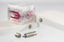 Osynliga och starka sammanfogningar med nytt magnetiskt fästelement