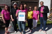 Marknadsföreningen Gotland får utmärkelsen Årets Marknadsförening 2014