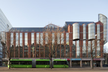 Stor kontorsuthyrning i centrala Malmö
