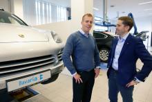 Porsches strenge kvalitetskrav til karosseriverksted innfridd i Norge for første gang