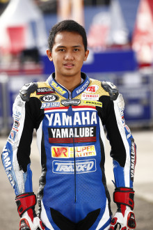 Young Rider Talent Globally Selected for Yamaha VR46 Master Camp
