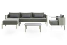 SOLANAS är GandiaBlascos kollektion med den innovativa ytan Dekton® by Cosentino