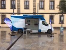 Beratungsmobil der Unabhängigen Patientenberatung kommt am 13. August nach Fulda.