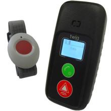 Digitalt trygghetslarm via GSM-nätet!