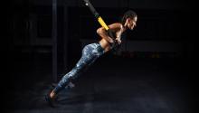 Jetzt reinhängen - Fett runter und Muskeln rauf mit dem CAPITAL SPORTS Schlingentrainer