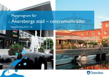 Planprogram för Åkersberga stad, centrumområdet