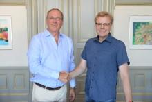 Mångfald och hållbarhet i fokus när Karlshamn tecknar partneringavtal med JSB AB