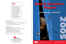 World Disasters Report 2005 - Information i katastrofer