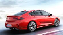 Opel Insignia GSi - Familjesportbil för entusiaster