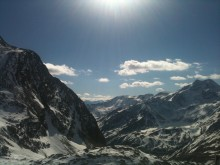 Die Ötzi Glacier Tour im Schnalstal