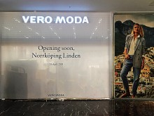 Vero Moda tillbaka i Norrköping city