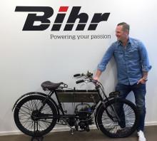 Rikard Björk ny Regional Managing Director på Bihr Nordic