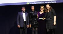 Gather & Gather scoops a waste2zero award